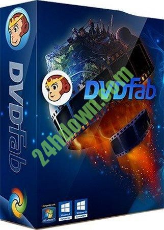 DVDFab 10.0.8.0 (x86/x64) Multilingual | 114/123 MB DVDFab All-In-One is a versatile combo of nearly all the powerful DVDFab products – DVD Copy, DVD Ripper, Blu-ray Copy, Blu-ray Ripper, UHD Copy, Blu-ray to DVD Converter, DVD to Blu-ray Converter, DVD Creator, Blu-ray Creator, Video Converter, DVD Cinavia Removal, Blu-ray Cinavia Removal, DRM Removal for Apple, Screen Recorder & Editor for iOS,   #dvdfab10 #dvdfab10crack #dvdfab10crackdownload #dvdfab10crackmsvcr90dll