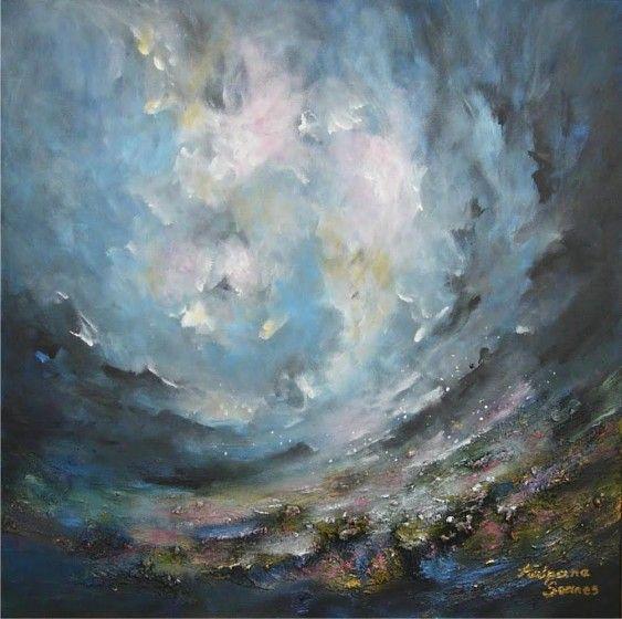 Rippingham art the art online gallery turmoil seascape