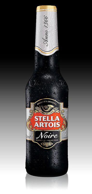 Stella Artois Noire | Flickr - Photo Sharing!