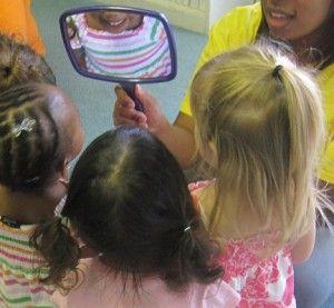 Teach Preschool: I am Special in Preschool