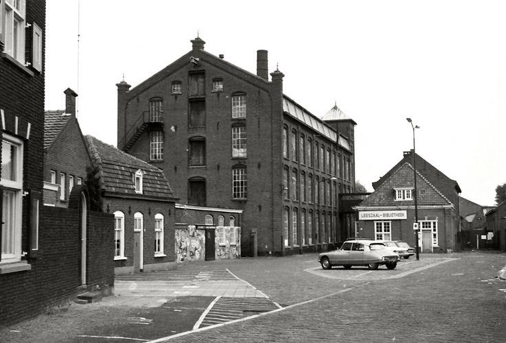 H. Eijcken & Zonen, Wielstraat Geldrop. Fotobijdrage: Heemkundekring 'De Heerlijkheid Heeze - Leende - Zesgehuchten'