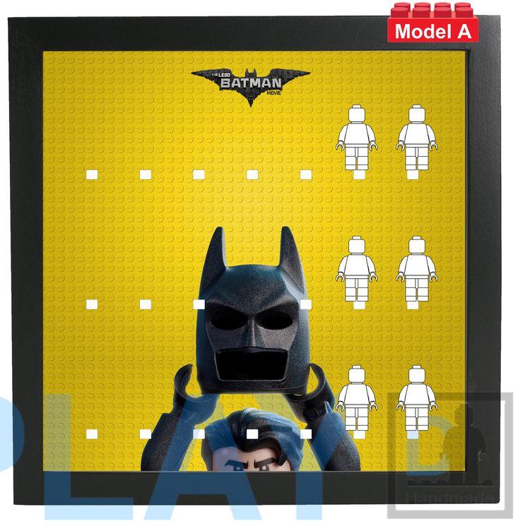 Mejores 36 imágenes de Lego Frame Superheroes en Pinterest | Marco ...
