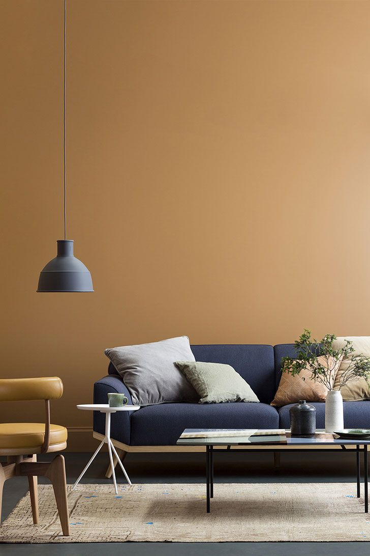 Terracotta and others - beautiful autumn colors in design | PUFIK. Beautiful Interiors. Online Magazine