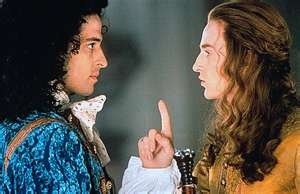 Le Roi Danse- a french film that dipicts the relationship of Italian composer Jean-Baptiste Lully and Louis XIV: French Film