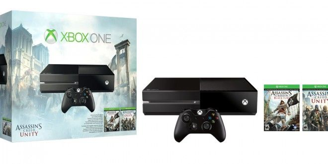Grab a cheap Xbox One before it reverts to the usual price next week