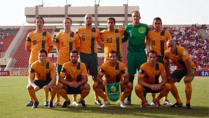 Australia - Mundial Brasil 2014 - www.a3dedos.com