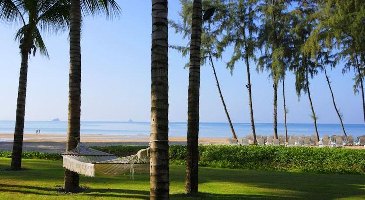 CAD 213 Dusit Thani Krabi Beach Resort is a 5-star property situated on the white sands of peaceful Klong Muang Beach.