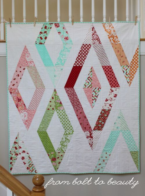 Jolly Bar Blog Hop With The Fat Quarter Shop From Bolt To