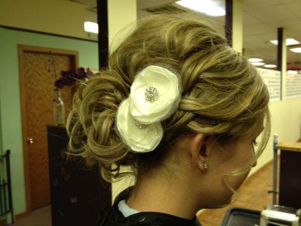Hair: Bridesmaid Hair, Clothes Makeup Hair, Wedding Hairs, Beautiful Bridesmaids, Style Updo, Clothes Hair