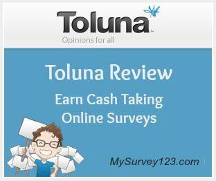 Toluna is a online survey panel where members earn money (cash paid ...