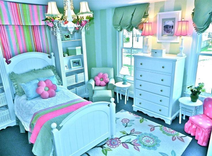 innovative blue room color scheme pink bedroom ideas | Decorating Girls Bedroom ~ Beautiful Bedroom Ideas for ...