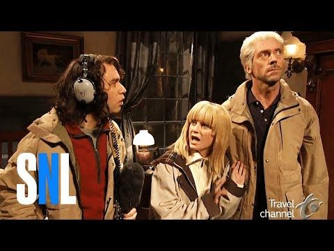 Most Haunted (Hugh Laurie) - SNL - YouTube
