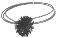 Dryer Vent Brush 20 Feet - should brush out dryer vent once a year to improve performance