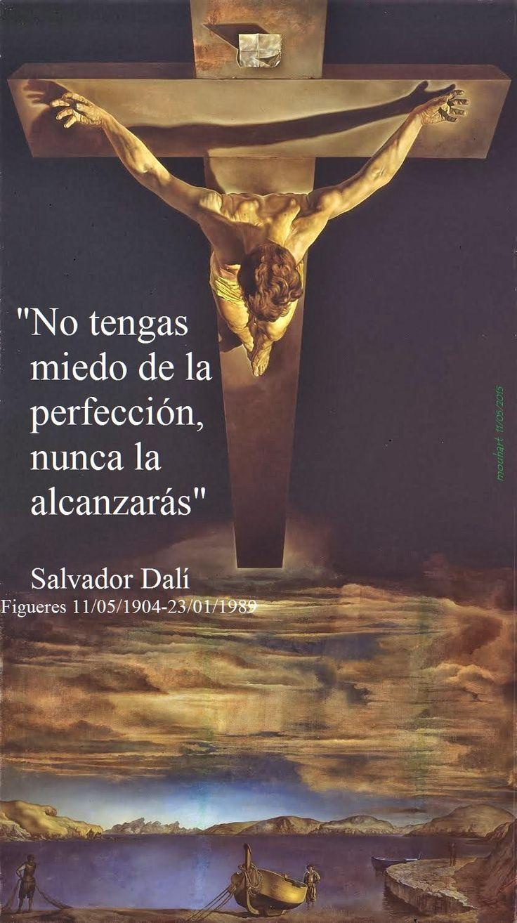 Salvador Dalí i Domènech, (Figueres,11 mayo 1904-23 enero 1989), pintor,escultor,escenógrafo y escritor catalán.