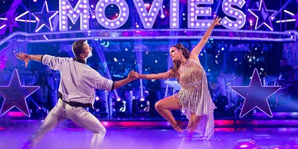 Thom Evans leaves Strictly Come Dancing in shockelemination review - Thom Evans is voted off Strictly Come Dancing