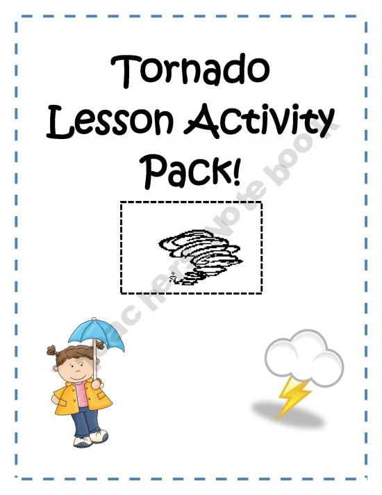 tornado lesson activity pack home school ideas science lessons weather activities. Black Bedroom Furniture Sets. Home Design Ideas