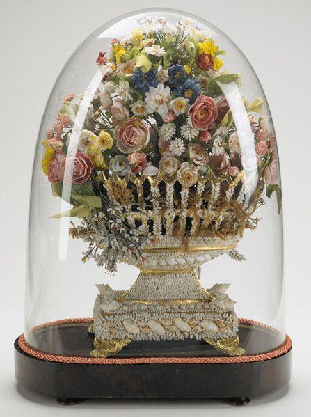 Victorian Shell Art