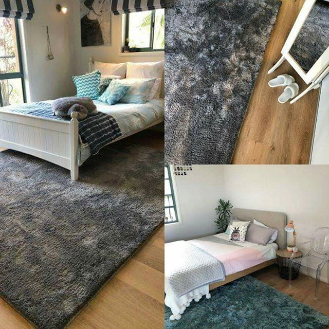 Our awesome Aussie clients and their daughters are enjoying their custom Endless Collection rugs.  They add some fabulous colour, texture and comfort underfoot to these bedrooms.  You can view our Endless Collection catalogue here. #endlesscollection #shaggies #shagpile