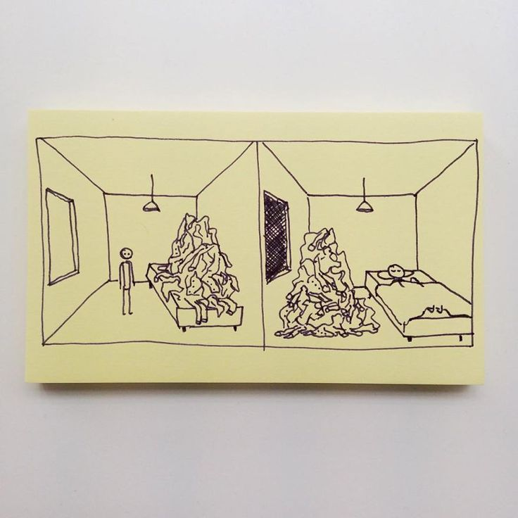 This Is What Your Adult Life Looks Like In 15 Brutally Honest Illustrations