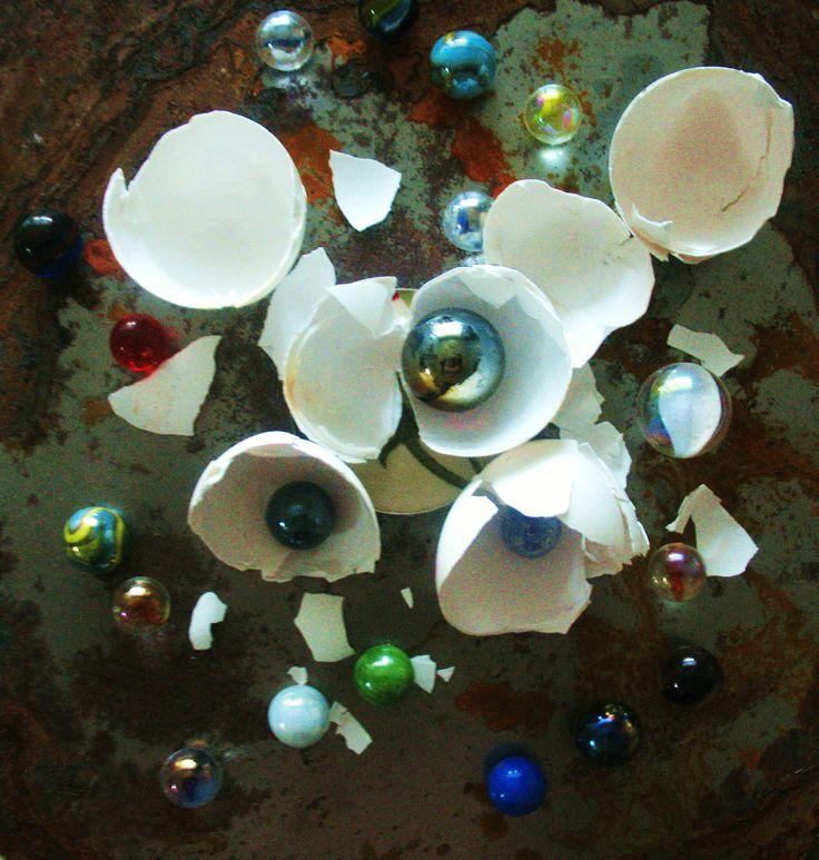 kuoriutuneet marmorikuulat