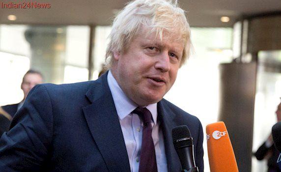 UK Security Ties to EU no 'Bargaining Chip': Boris Johnson