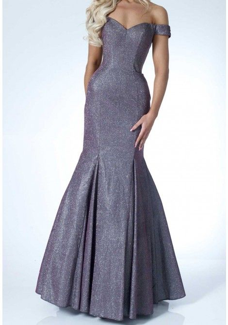 ec89a9a0f8 angel forever purple prom dress Easy Hair Up, Fishtail Maxi Dress, Silver  Accessories,