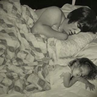 Elvis and Lisa Marie....so sweet ~ Like Father Like Daughter