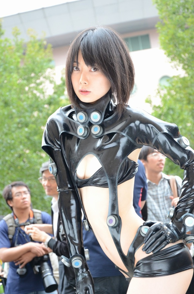 Pin by Kan on GANTZ(ガンツ) Cosplay | Pinterest | Posts