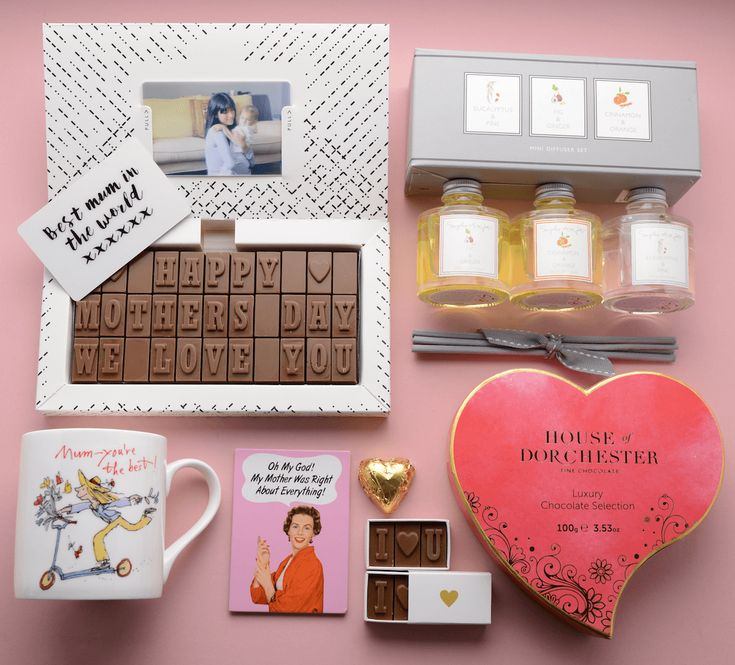 - If you want to win our prize, put 'yes' in the comments section  - Then follow this link http://croak.morsetoad.com/ref/fM12043369/  Includes:   1 personalised chocolate card made by you  1 gorgeous set of diffusers that will make Mum's house smell amazing  1 Quentin Blake designed mug saying 'Mum -You're The Best'  1 Fridge magnet saying 'Oh My God! My Mother Was Right About Everything'  2 Chocolate I Heart U boxes  1 chocolate heart  1 House Of Dorchester box of chocolates
