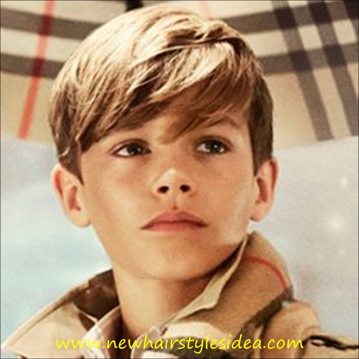Boys Hairstyles Mesmerizing 13 Best Renzo's Haircut Images On Pinterest  Boy Cuts Boy