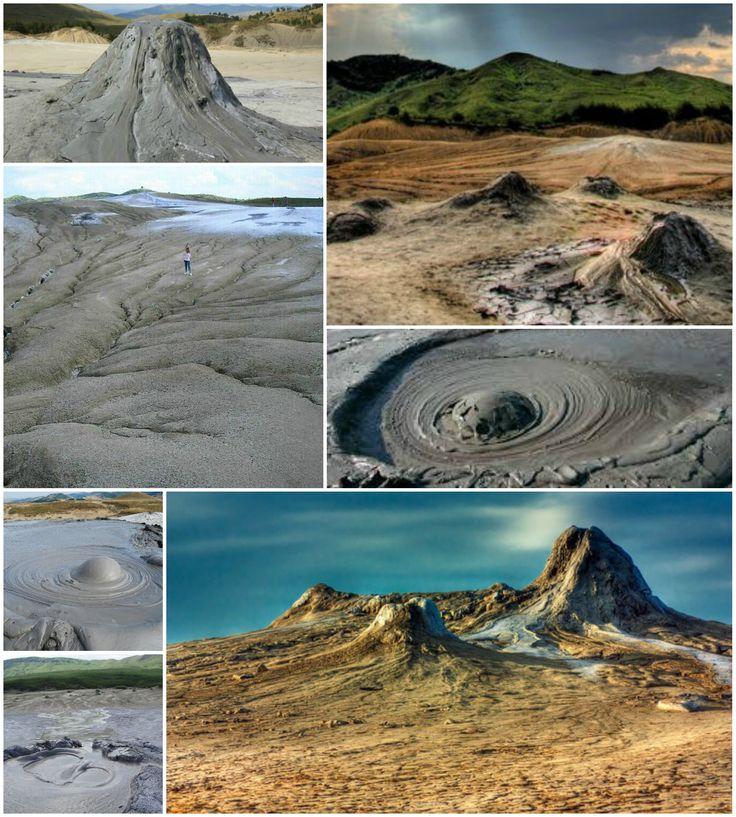 Vulcanii Noroiosi, Berca, Buzau