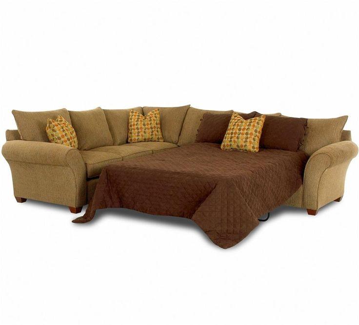 Corner Sectional Sleeper Sofa
