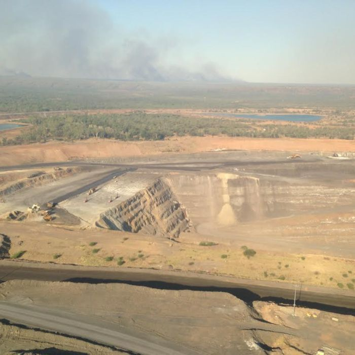 Greens leader Richard Di Natale calls for a national mining audit to determine if state governments have enough money to cover the full cost of mine rehabilitation.