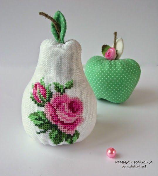 Ручная работа by natulja-best: Ещё одна «Милая вещица» \ One more «Sweet thing»