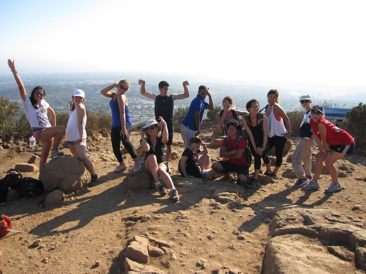 We LOVE this photo of ALI students on a recent ALI outing. Why don't you join us? #sdsu #alisdsu #students #sandiego