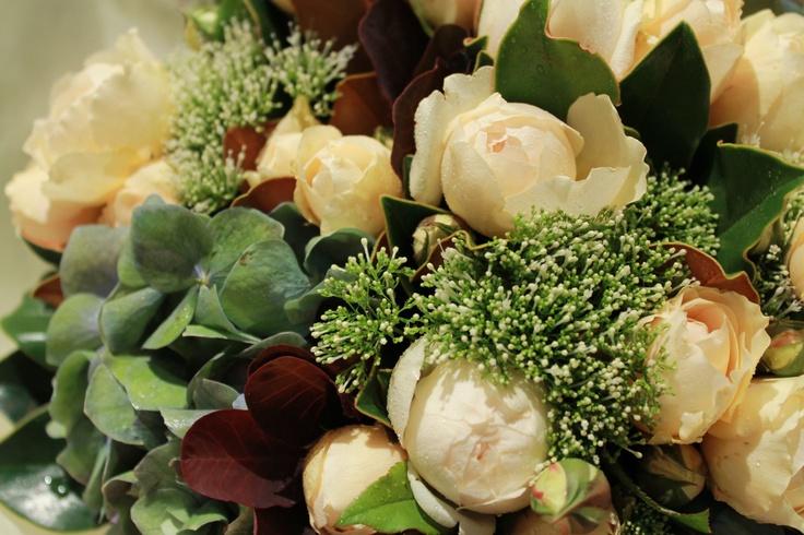 Jo's Bridal Bouquet