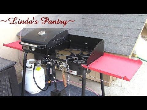 ~Camp Chef Review With Linda's Pantry~ - YouTube