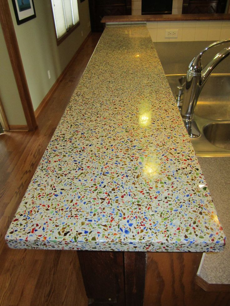Top 25 Ideas About Installation Photos Of Milestone 39 S Recycled Glass Countertops On Pinterest
