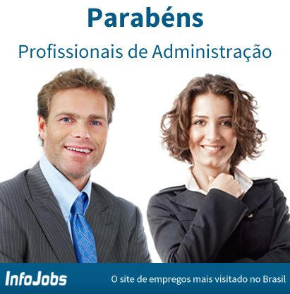 #infojobs #diadoprofissional #vaga #emprego #trabalho #oportunidade #administração