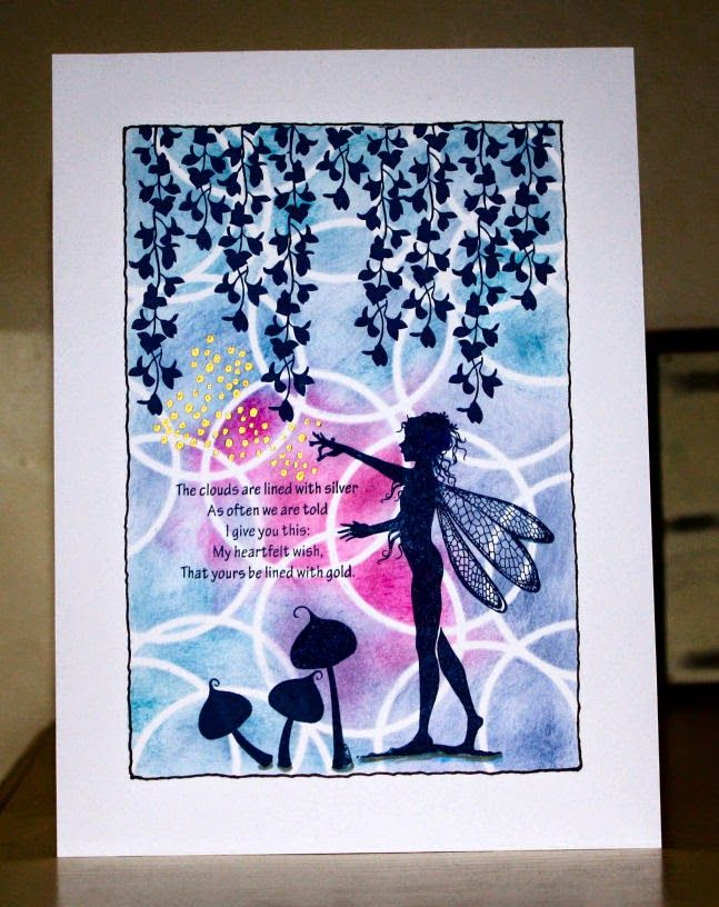 Featuring Lavinia Stamps' Freya SKU 413026, available at www.addictedtorubberstamps.com Card found at ank-uitenthuis.blogspot.nl