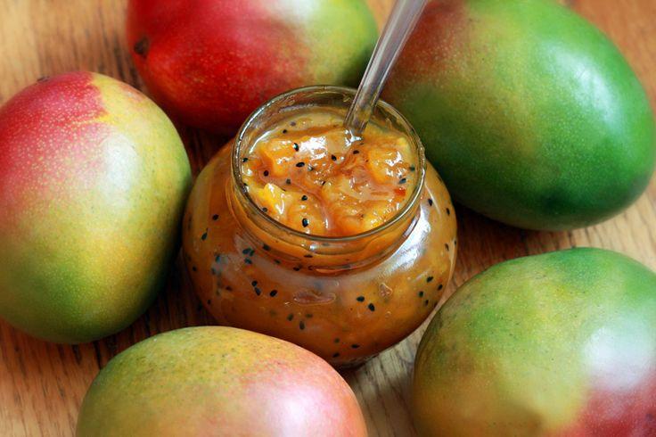 Indian Mango Chutney Recipe - The Daring Gourmet