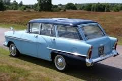 1960 Vauxhaul