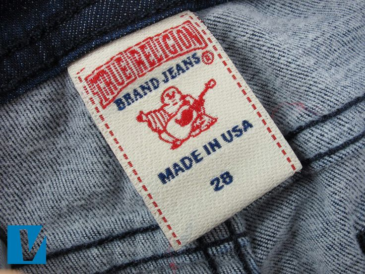 "Resultado de imagem para was the name of this clothing line. It is called ""True Religion."""