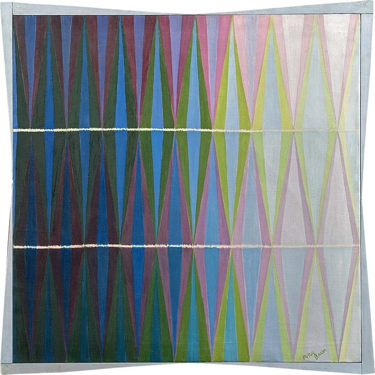 MoMA | Inventing Abstraction | Giacomo Balla | Compenetrazione iridescente n. 7 (Iridescent interpenetration no. 7). 1912