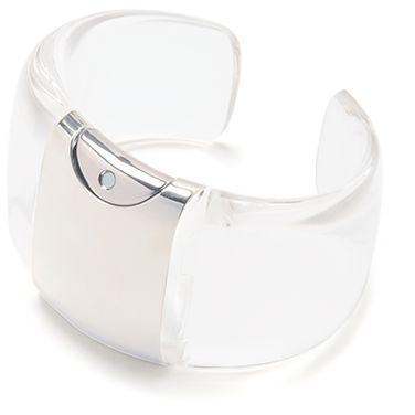 Armida Touch bracelet - fragrance dispenser  Transparent  @armidatouch  http://www.armidatouch.com/create-bracelet