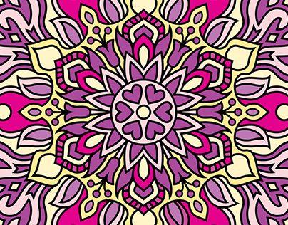 "Check out new work on my @Behance portfolio: ""Mandala Ornamentation"" http://be.net/gallery/64487459/Mandala-Ornamentation"