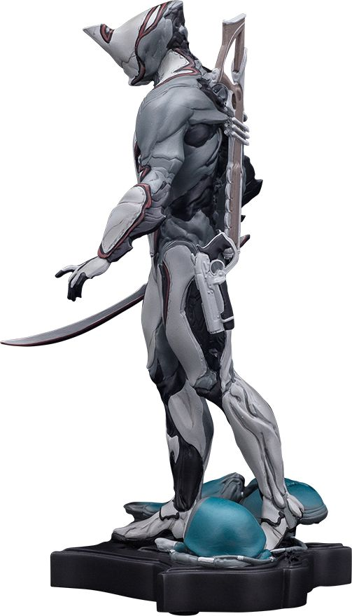 Limited Edition Excalibur Statue – The Official Warframe Store