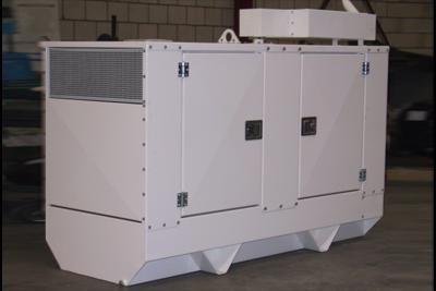 100 KvA Perkins Mecc Alte Diesel Generator www.electricalgenerators.co.uk