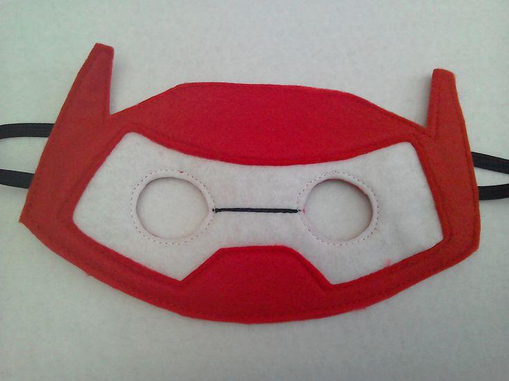 Baymax mask for dressing up/fancy dress by MummyHughesy on Etsy https://www.etsy.com/listing/232780819/baymax-mask-for-dressing-upfancy-dress