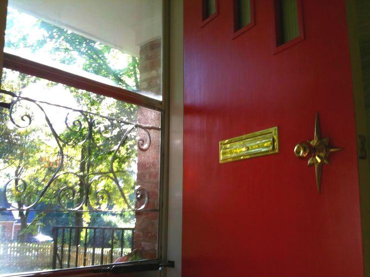 Uncle atom vintage mill finish aluminum screen doors and for Modern screen door